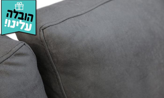 5 מערכת ישיבה פינתית Vitorio Divani דגם בליני - הובלה חינם