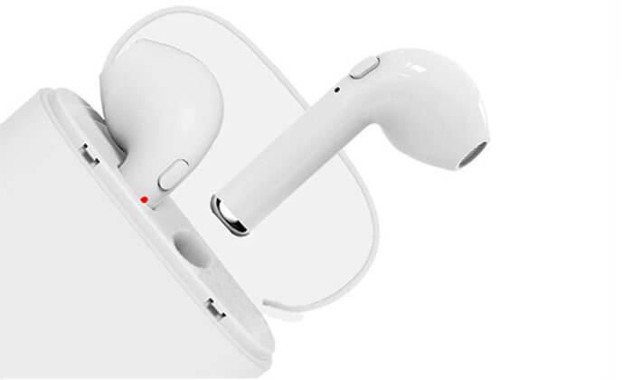 4 אוזניות Bluetooth אלחוטיות - דגמים וצבעים לבחירה