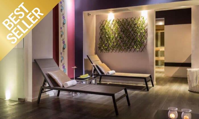 7 מגוון חבילות ספא במלון לאונרדו ירושלים