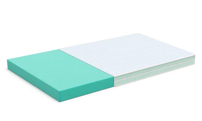 3 מיטת תינוק 'משכל' - דגם קצפת