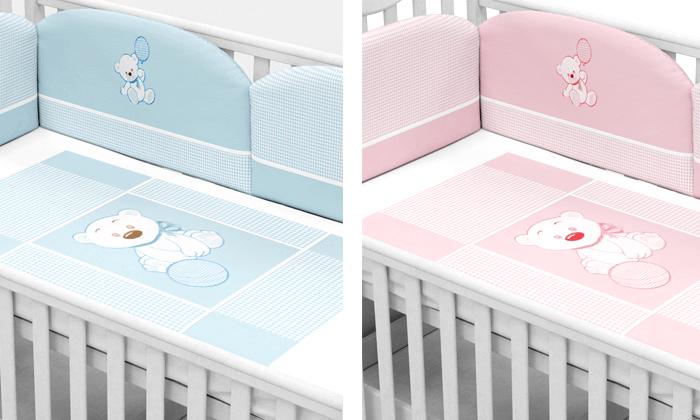 5 מיטת תינוק 'משכל' - דגם קצפת