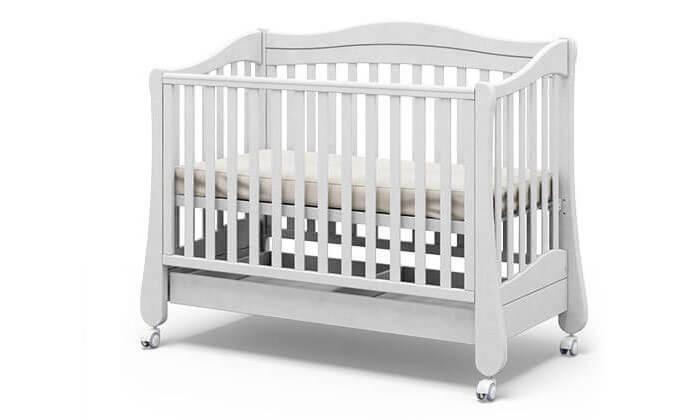 6 מיטת תינוק 'משכל' - דגם קצפת