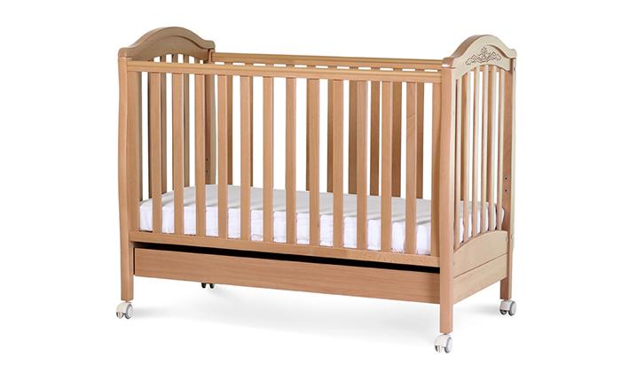 2 מיטת תינוק 'משכל'