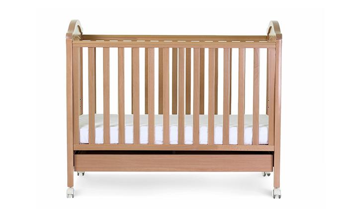 5 מיטת תינוק 'משכל'