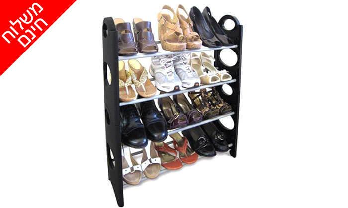 5 מעמד לעד 30 זוגות נעליים - משלוח חינם