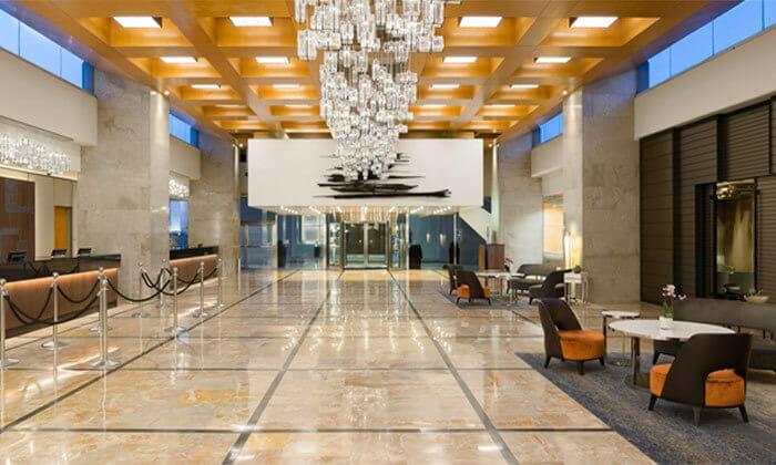 6 Groupon Premium | מזנון פרימיום כשר בשישי ובשבת - מלון הילטון תל אביב