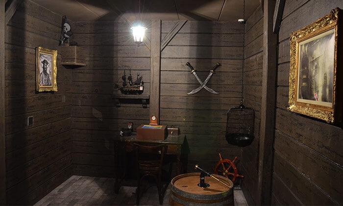 3 שובר הנחה למשחק חדר בריחה ב-escape city