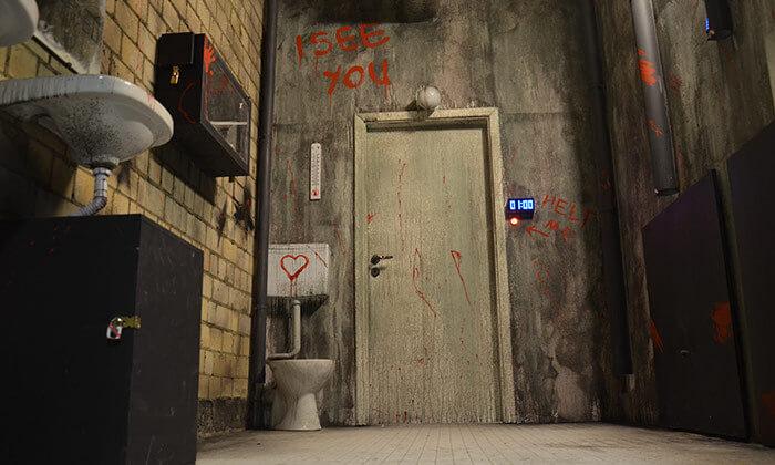 5 שובר הנחה למשחק חדר בריחה ב-escape city