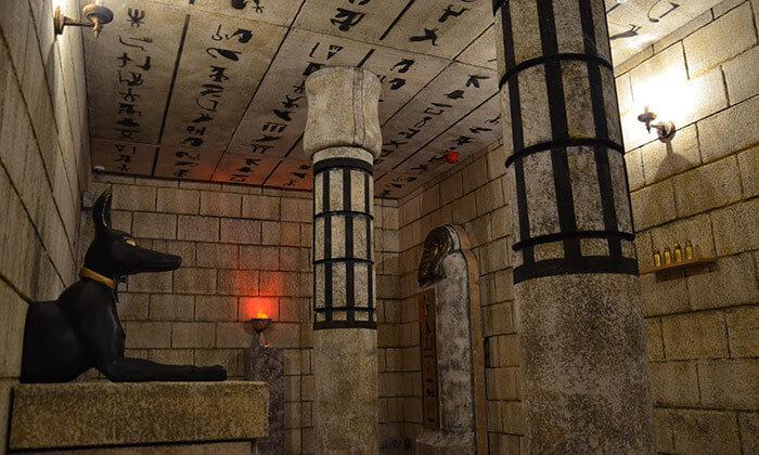 6 שובר הנחה למשחק חדר בריחה ב-escape city
