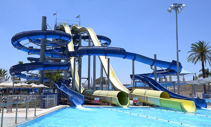 7 יום כיף וספא בפארק המים ימית 2000, חולון
