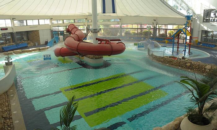9 יום כיף וספא בפארק המים ימית 2000, חולון