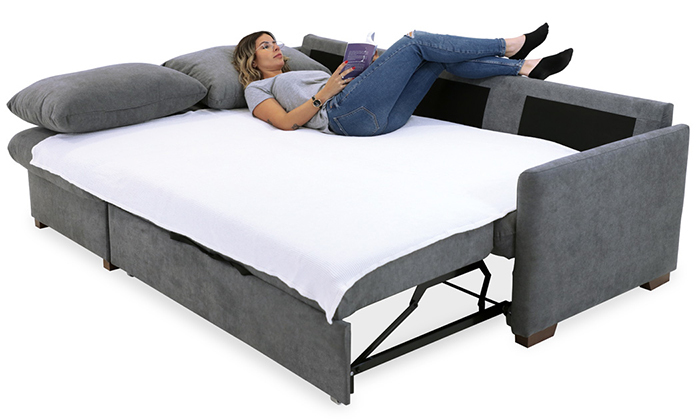 5 שמרת הזורע: ספה פינתית נפתחת למיטה