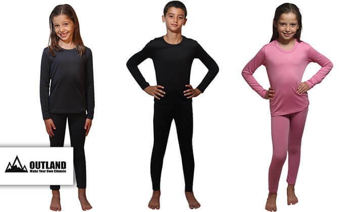 חליפה תרמית לילדים - משלוח חינם!