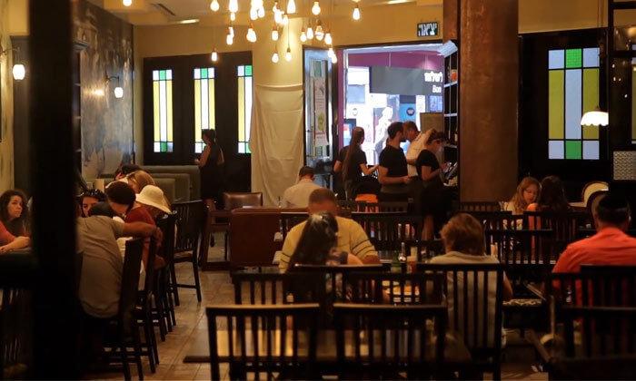 4 ארוחת בוקר זוגית במסעדת תרזה, סינמה סיטי ירושלים
