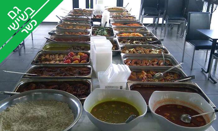 2 אוכל מוכן וכשר לשבת, מסעדת רוסוס בנתניה