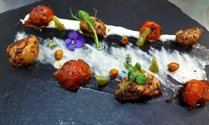 8 Groupon Premium   ארוחת טעימות כשרה במסעדת האקליפטוס של שף משה בסון
