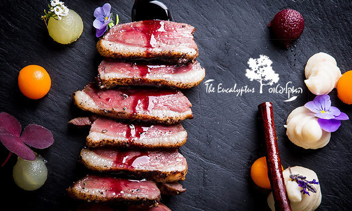 3 Groupon Premium   ארוחת טעימות כשרה במסעדת האקליפטוס של שף משה בסון