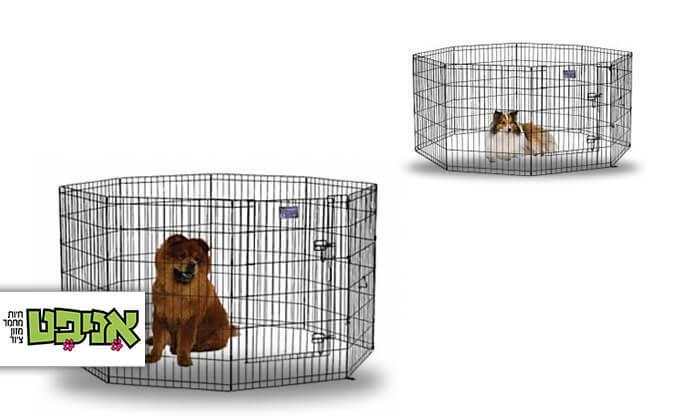 2 רשתות תיחום לכלבים