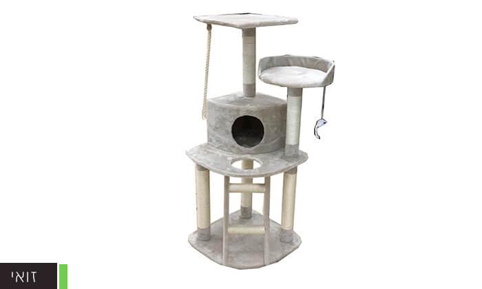 5 אניפט: עמוד גירוד לחתול - דגמים לבחירה