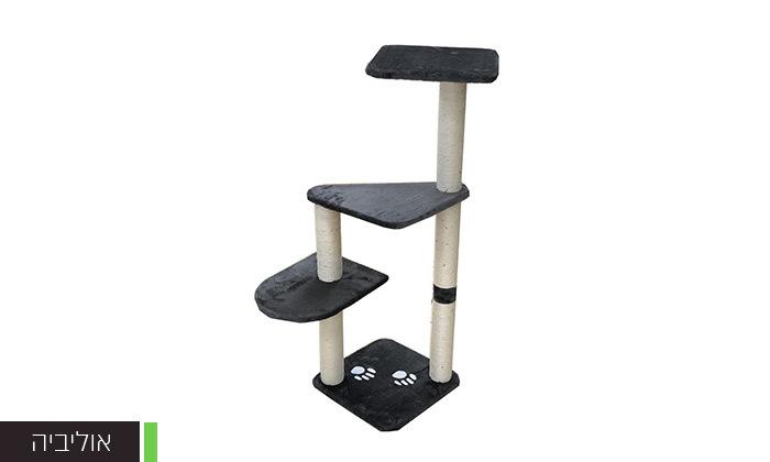 15 אניפט: עמוד גירוד לחתול - דגמים לבחירה