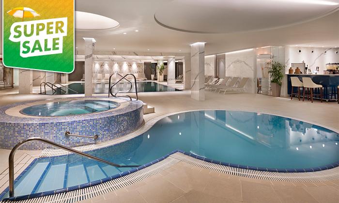 3 יום כיף עם עיסוי וארוחה בספא מלון הוד המדבר, ים המלח
