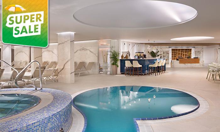 13 יום כיף עם עיסוי וארוחה בספא מלון הוד המדבר, ים המלח