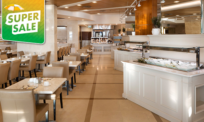 11 יום כיף עם עיסוי וארוחה בספא מלון הוד המדבר, ים המלח