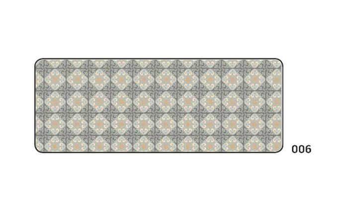 8 שטיחוני סף במגוון דגמים