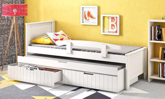 2 שמרת הזורע - מיטת ילדים נפתחת