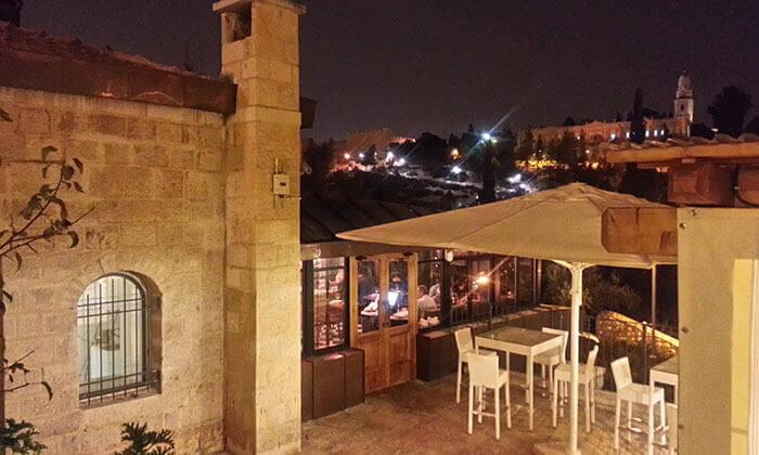 9 ארוחה זוגית במסעדת טורו של השף בני אשכנזי, ירושלים
