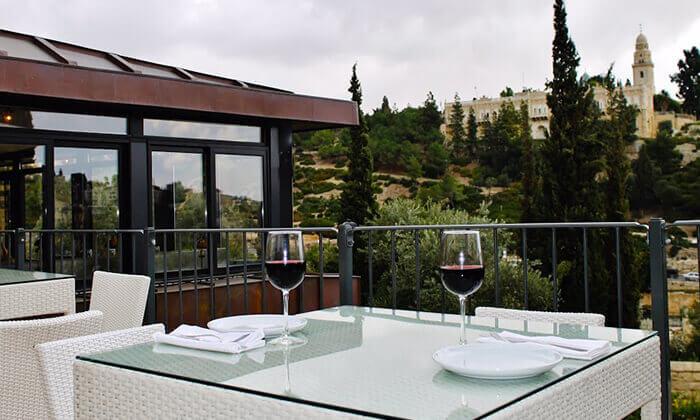 10 ארוחה זוגית במסעדת טורו של השף בני אשכנזי, ירושלים
