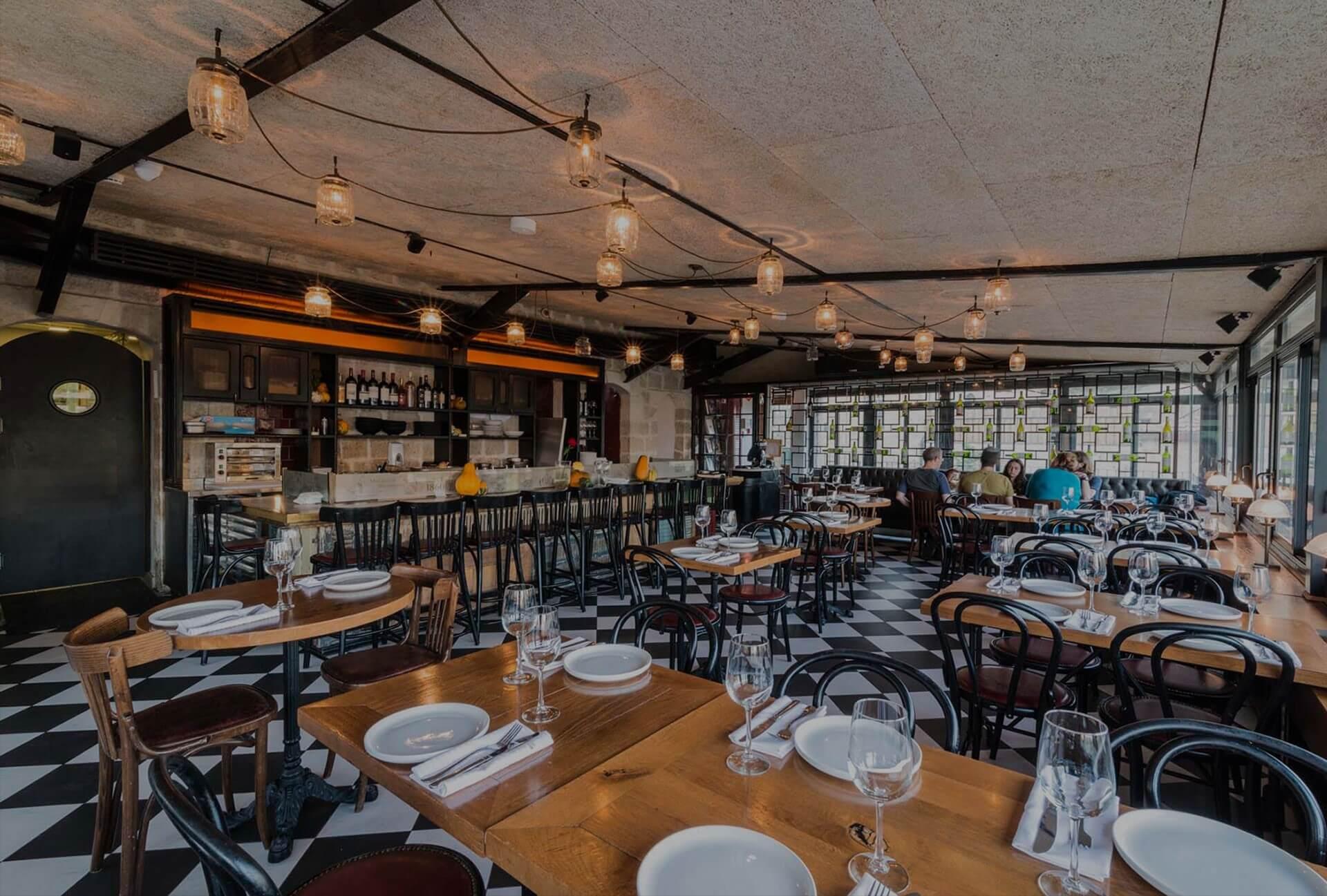 11 ארוחה זוגית במסעדת טורו של השף בני אשכנזי, ירושלים