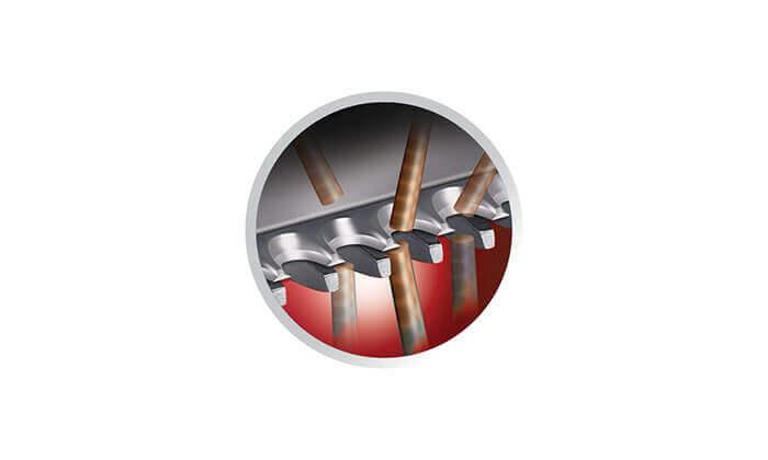 6 מכונת תספורת רמינגטון Pro Power Precision Steel