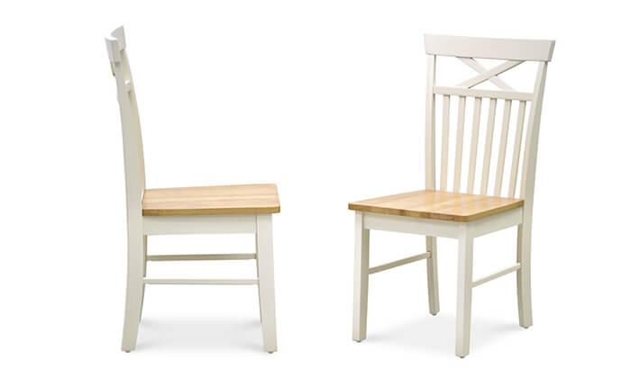 5 שמרת הזורע: 4 כיסאות לפינת האוכל