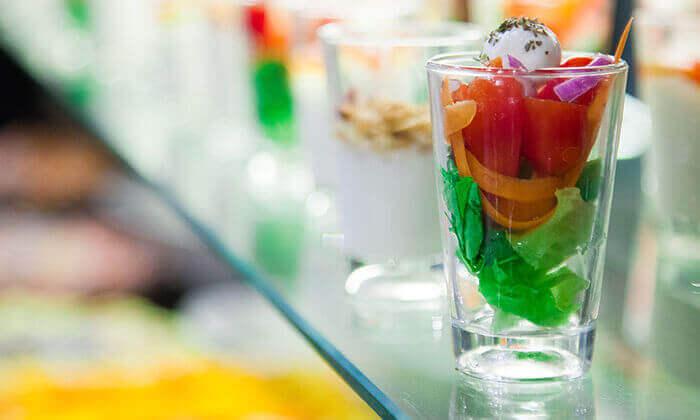9 ארוחת ערב שישי כשרה במסעדת מלון שני, ירושלים