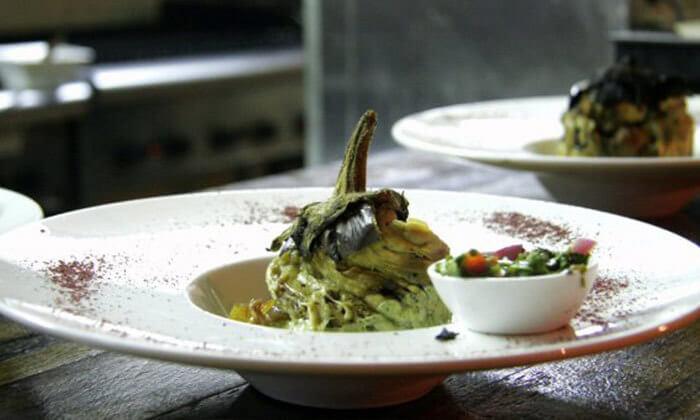 6 ארוחה זוגית במסעדת השף מיטבלים הכשרה, ראש פינה