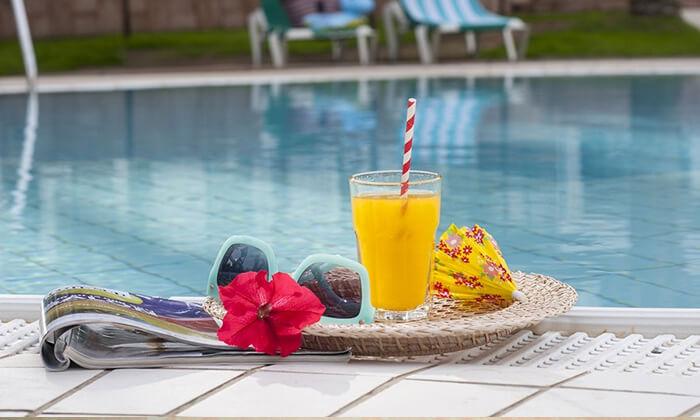 6 יום כיף בפארק המים במלון לאונרדו קלאב, אילת