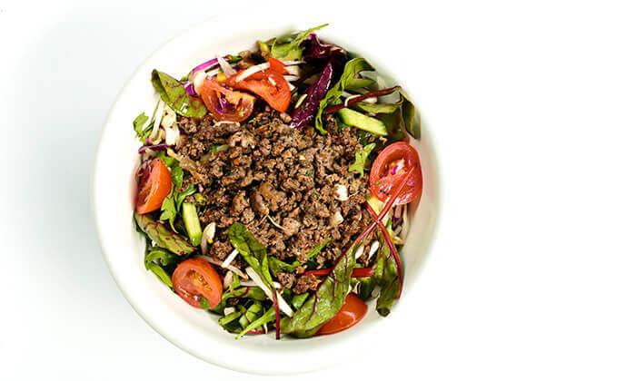 5 ארוחת טורטייה במסעדת המקסיקני, אשקלון