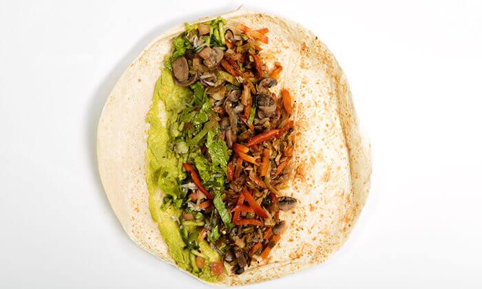 7 ארוחת טורטייה במסעדת המקסיקני, אשקלון