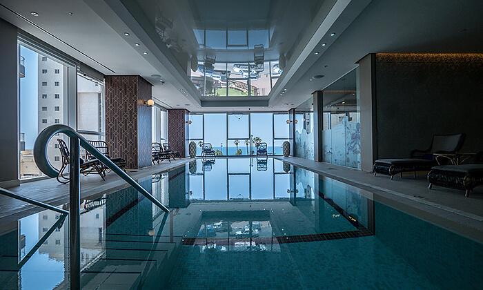 2 יום כיף וארוחת בוקר במלון הבוטיק David Tower