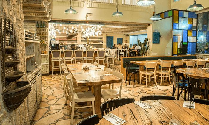 5 ארוחת בוקר ישראלית במסעדת אלפרדו הכשרה, ראשון לציון