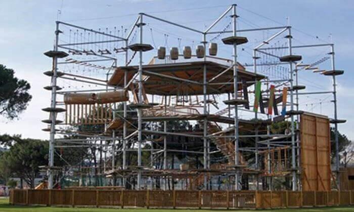 3 יום כיף הכולל כניסה פארק אקסטרים, אגם מונפורט