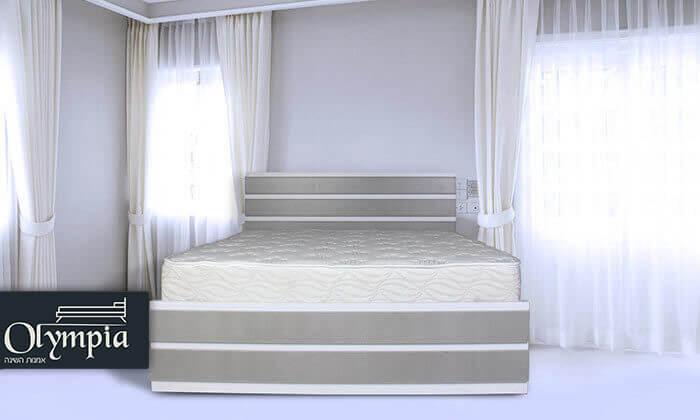 2 מיטת Olympia עם מזרן