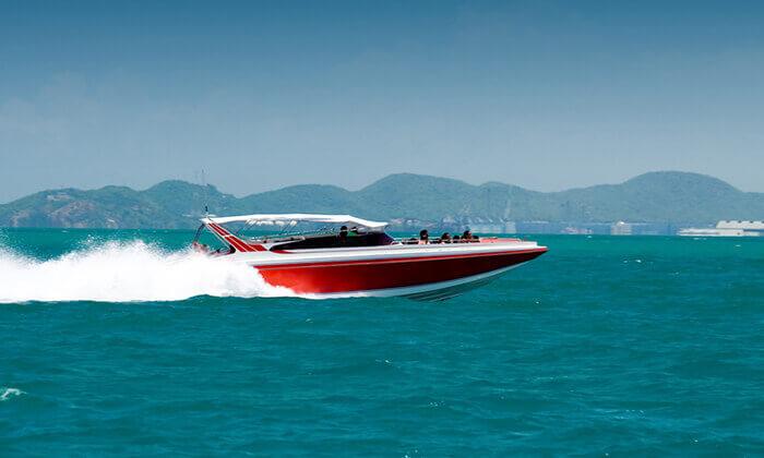 3 סירת מנוע לנהיגה עצמית בכנרת