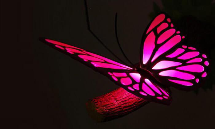 3 מנורת לילה לחדר ילדים 3D LightFX