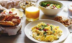 ארוחת בוקר זוגית בסטלה ביץ'