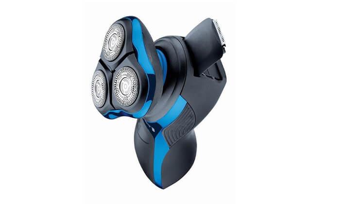4 מכונת גילוח HyperFlex Aqua Pro- משלוח חינם