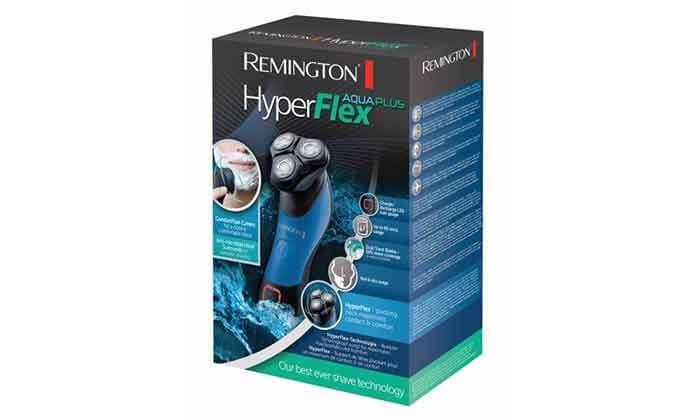 3 מכונת גילוח רוטורית רמינטון REMINGTON