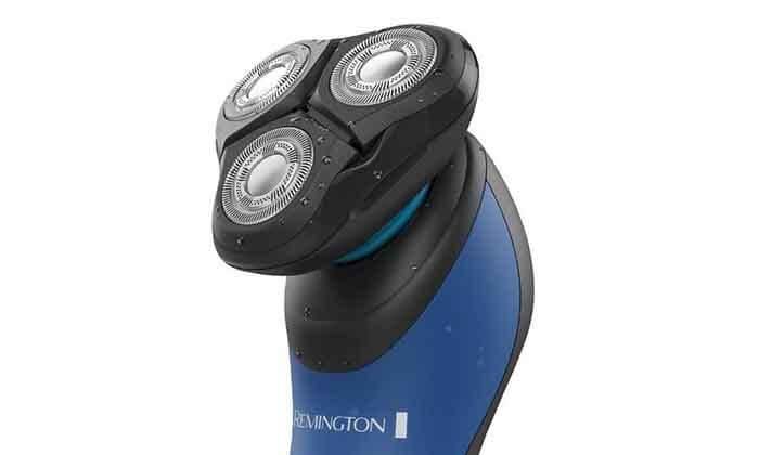 4 מכונת גילוח רוטורית רמינטון REMINGTON