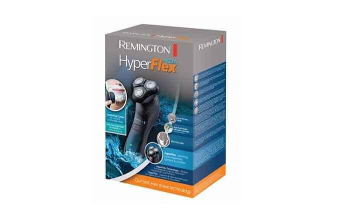 3 מכונת גילוח רוטוריתREMINGTON דגם XR1430